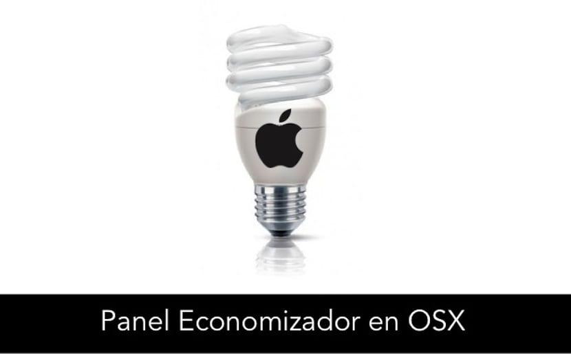 ECONOMIZAR EN OSX