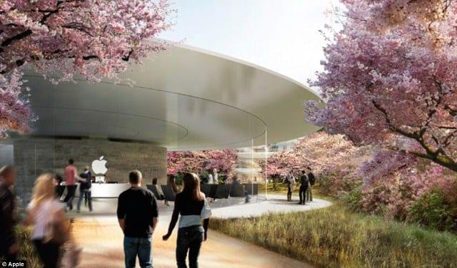 El nuevo Campus de Apple - Todos los detalles