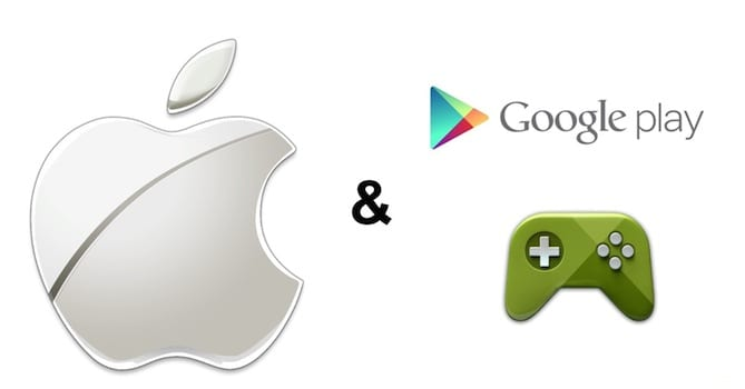 Google Play iOS