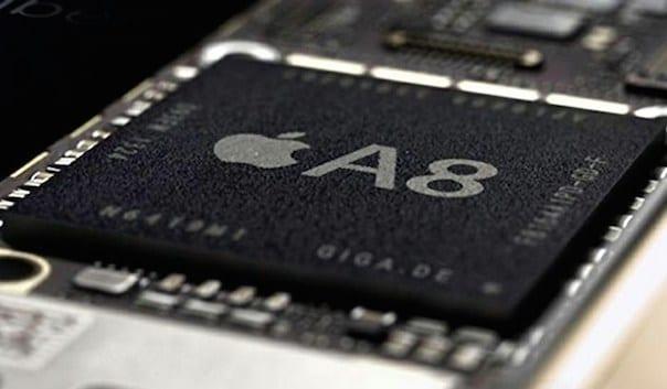 Nuevo chip A8 de Apple