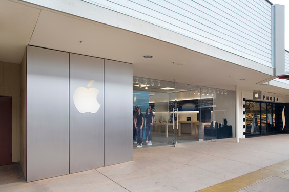 Apple Fashion Valley Mall Sd