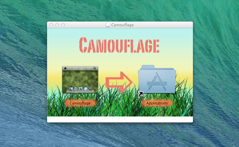 Instalación de Camouflage