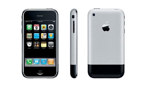 ¿Os acordáis del primer iPhone?