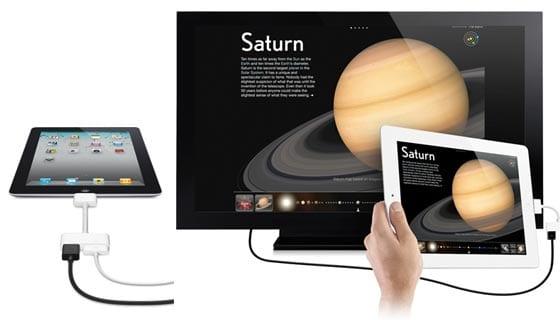 Cómo ver iPad en TV