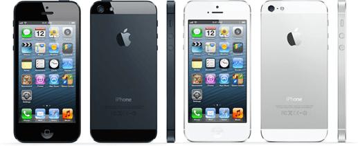 Características del iPhone 5_