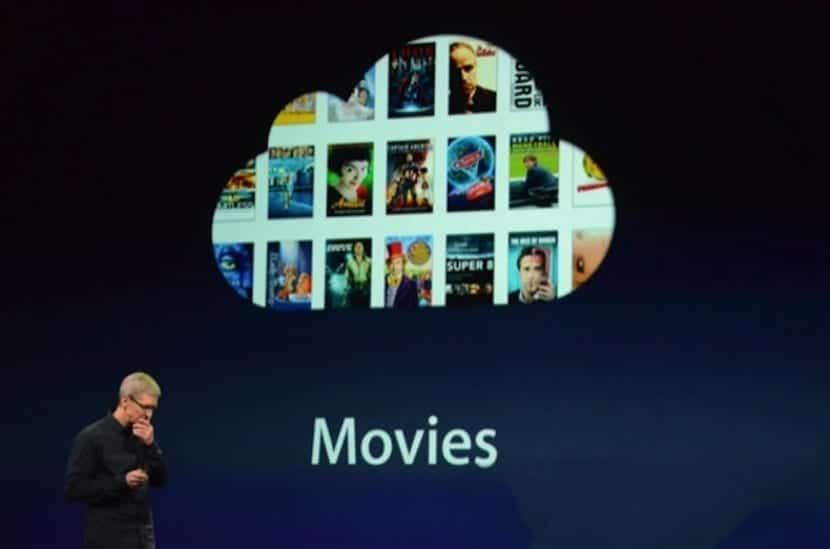 iCloud Movie