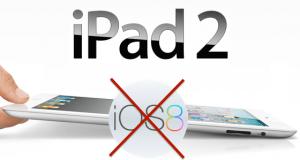 iPad 2 y iPhone 4 podrían quedar marginados de iOS 8