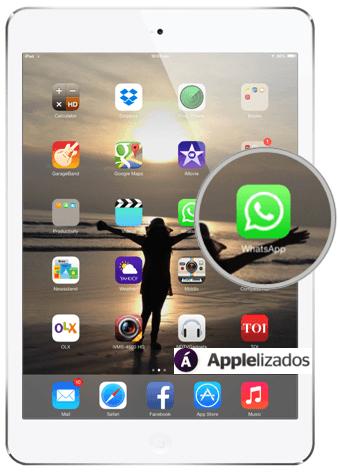 Cómo instalar WhatsApp para iPad 1