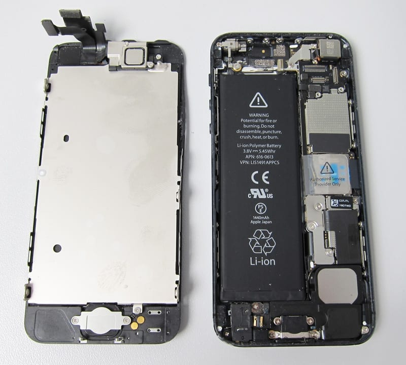 Cambiar Placa Base Iphone