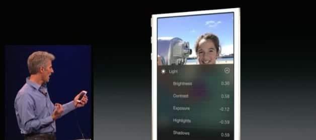 Mejoras en fotos iOS 8 2