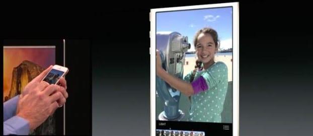 Mejoras en fotos iOS 8