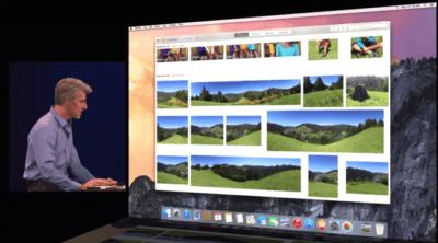 Photos en la WWDC 2014