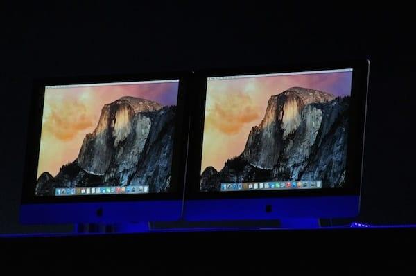 Primeras imágenes de OS X 10.10