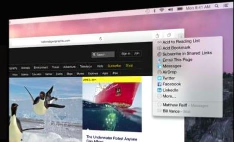 Safari WWDC14