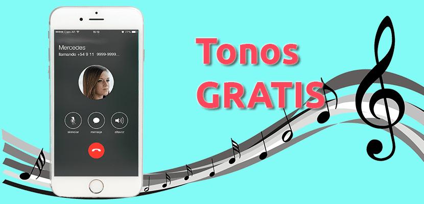 Descarga e instala tonos para iPhone gratis
