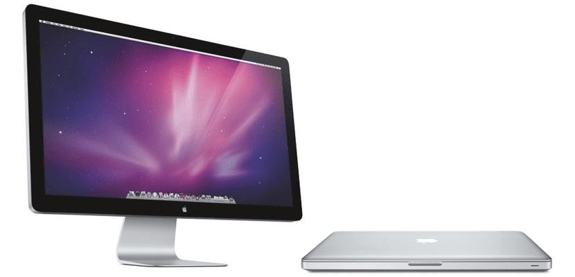 macbook pro pantalla externa