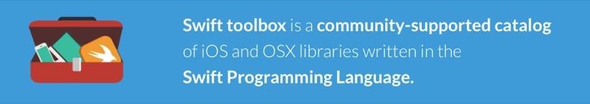 Página web con librerías Swift