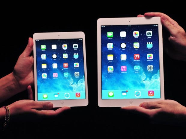 Apple planea el iPad Mini Air