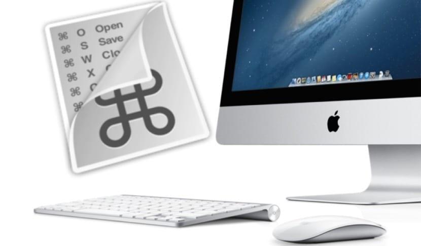 atajos de teclado para mac lion
