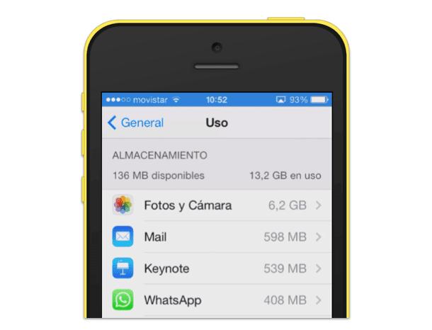¿Sin espacio en iCloud? Elimina copias de seguridad