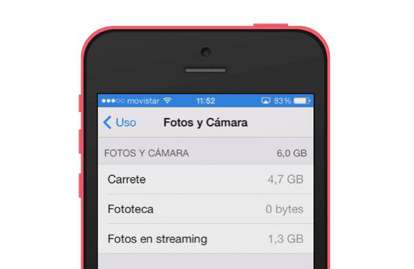 Capturas espacio iPhone 3
