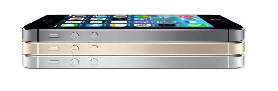 Colores iPhone 5S
