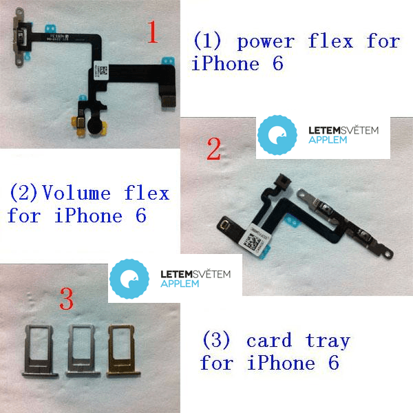 ComponentesiPhone6