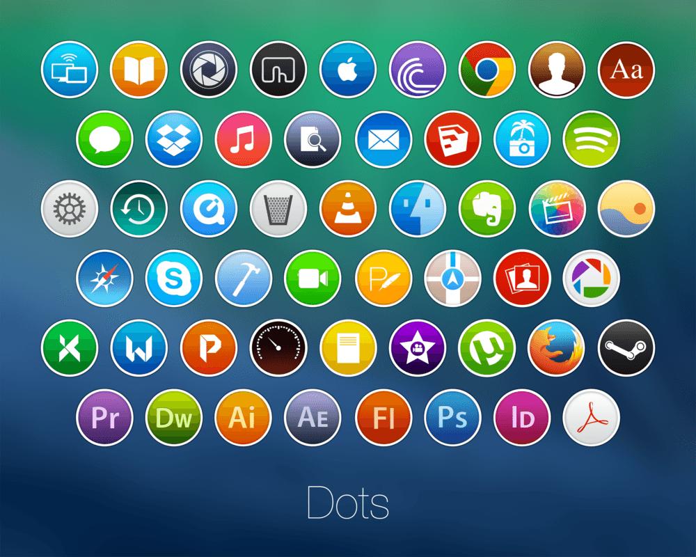 Dots para OS X