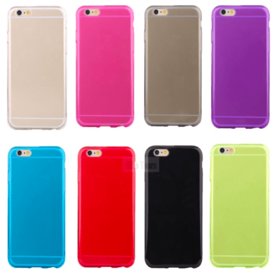 "Funda iPhone 6 4,7"" 0,75€"