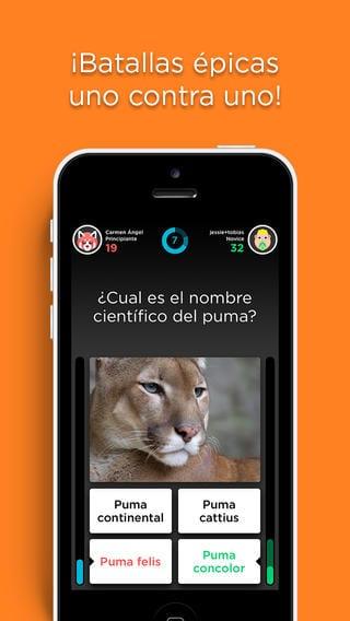 Juegos de preguntas. QuizUp 02 Los mejores juegos de preguntas para iPhone