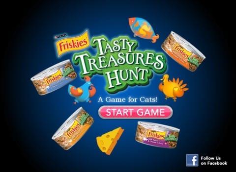 Tasty treasures hunt