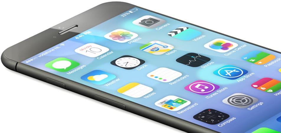 iPhone 6 Mockup de Hajek