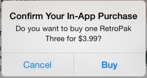 Cómo bloquear las compras in app en iPhone y iPad