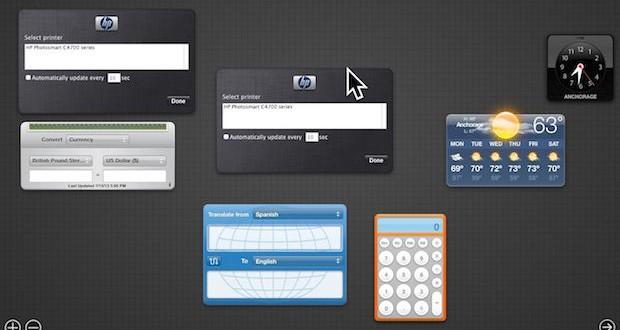 Cómo eliminar el Dashboard en OS X