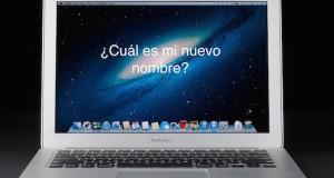 Cambia el nombre a tu Mac fácilmente