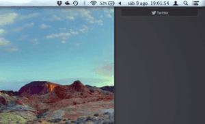 Centro de notificaciones de OS X
