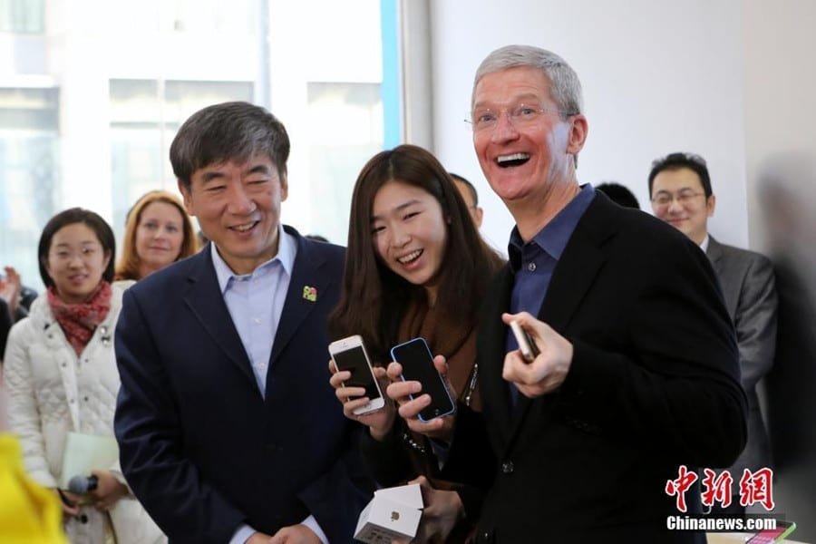 El acuerdo con China Mobile ha supuesto enormes beneficios para Apple