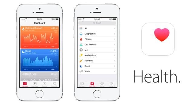 Health en iOS 8