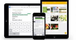 Presentaciones de Google llega a iOS