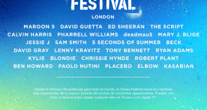 Apple completa el cartel del iTunes Festival 2014