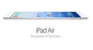 El nuevo iPad Air con el doble de memoria RAM