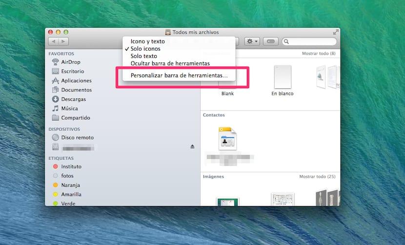 personalizar-barra-herramientas-finder