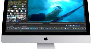 Apple podría lanzar un iMac Retina junto con OS X Yosemite