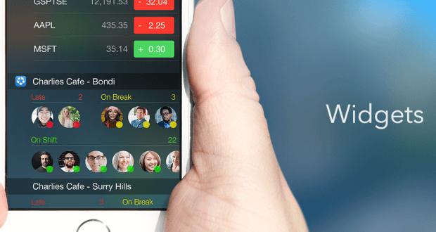Cómo agregar Widgets al Centro de Notificaciones en iOS 8