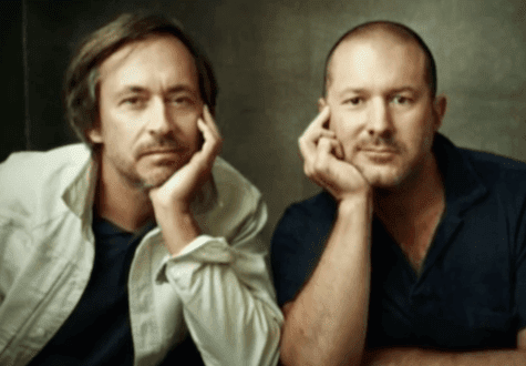 Marc Newson y Jony Ive