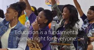 Apple dona dispositivos para 114 escuelas de Estados Unidos