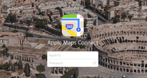 Apple lanza Maps Connect