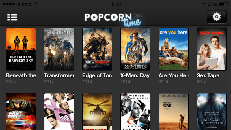 Cómo instalar PopCorn Time en iPhone y iPad sin Jailbreak
