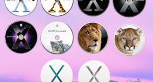 De Cheetah a Yosemite, 13 años de evolución de Mac OS X en imágenes
