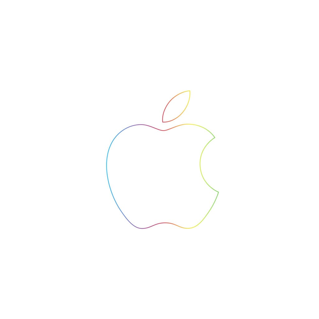 Fondo de Pantalla Apple Keynote logo Apple